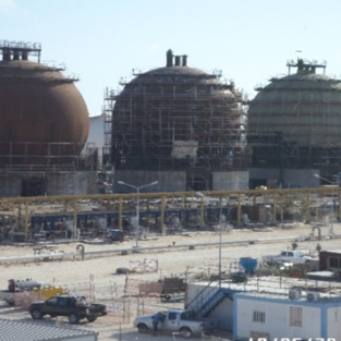 E&I WORKS OF GPL GABES STATIONS 06 Sphere GAS (Butane: 3x 4000m3/Propane: 3x 4000m3)