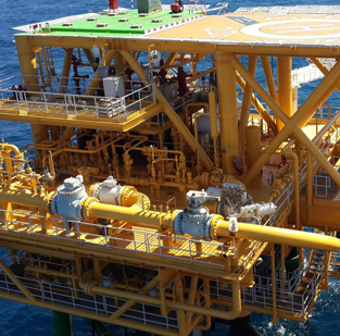 ELECTRICAL & INSTRUMENTATION WORKS ON THE WELLHEAD PLATFORM FOR AOUATERRA BENIN CLIENT: SOCOMENIN