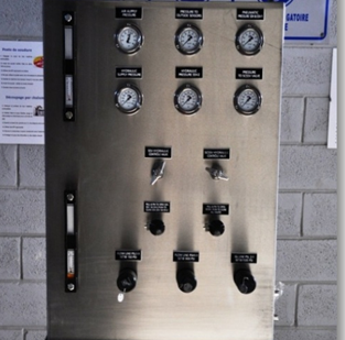 MANUFACTURING OF 04 WELL HEAD CONTROL PANELS